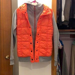 Fox vest  hoodie